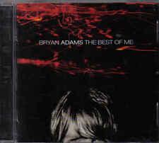 Bryan Adams-The Best Of Me Cd album