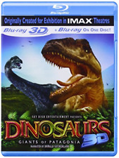 IMAX: Dinosaurs - Giants of Patagonia (UK IMPORT) Blu-ray NEW