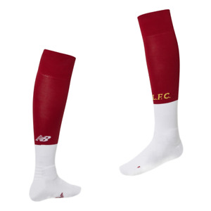 Liverpool Kid's Football Socks New Balance NB Home Socks - New