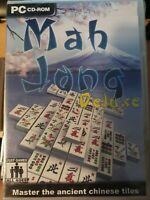 Mah jong deluxe   Pc  game, Free Postage, A7