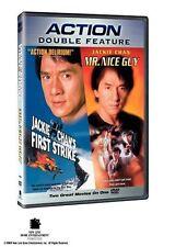 First Strike/Mr. Nice Guy (2011, REGION 1 DVD New)