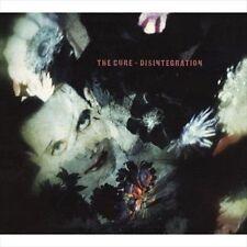 THE CURE - DISINTEGRATION NEW VINYL RECORD