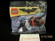 Lego The Batman Movie 30522 Batman in the Phantom Zone Sealed in Bag