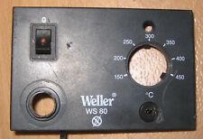 Weller WS80 Front