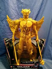 NEW Power Rangers 18 inch Goldar with Rita Figure - Sword Slash/Mace Bash Action
