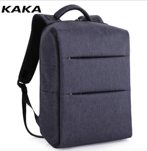"KAKA Casual Style Multifunction Travel Men Backpack for Laptop 15.6"" Mochila"