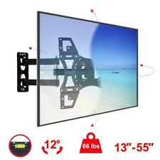 TV Wall Mount Full Motion VESA Bracket for 32 40 42 43 47 50 52 55 Inch LCD LED