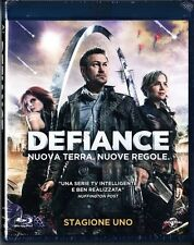 DEFIANCE STAGIONE 1 - COFANETTO 4 BLU RAY DISC NUOVO!