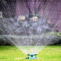 360° Rotating Lawn Sprinkler Automatic Garden Water Sprinklers-Lawn Irrigation