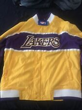 Nike Los Angeles Lakers Courtside Collection Jacket Mens Size Medium