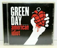 Green Day American Idiot Cd Resurfaced Reprise Records Pop Alternative Punk Rock