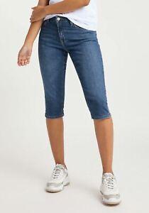Mustang Rebecca Capri Slim Fit Damen Jeans / be flexible