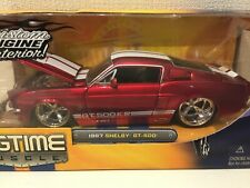 Very RARE OLD Jada Toys DUB CITY BIGTIME SHELBY GT-500 from Japan F/S 1/24