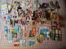 Large Lot Of Vintage Sewing Supplies Accessories