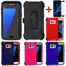 For Samsung Galaxy S7 edge Case Universal Belt Clip Fits Otterbox Defender
