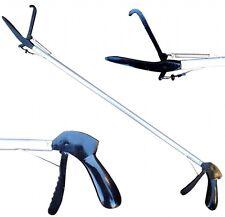 "Fit 52"" Basic SNAKE TONGS Reptile Graber Rattle Snake Catcher JAW Handling Tool"
