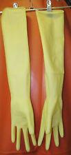 3 Paar, Gynäkologie Gloves, Latexhandschuhe,Gummihandschuhe,steril,-S-6,5