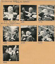 PARIS c. 1935 - Vendeur Billets de Loterie Manchot - Pl 47