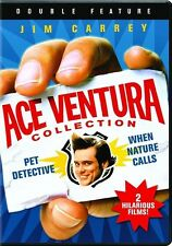 Ace Ventura: Pet Detective & When Nature Calls (DVD,1996)