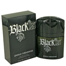 Black XS by Paco Rabanne Eau De Toilette Spray 1.7 oz for Men