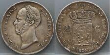 Nederland Netherlands - rijksdaalder 1847 - 2 1/2 gulden 1847