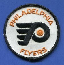"Philadelphia Flyers Round 3"" Embroidered Patch - 13164"