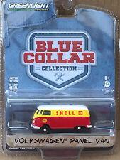Greenlight Blue Collar  Volkswagen Panel Van SHELL OIL