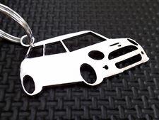 MINI COOPER schlüsselanhänger S CABRIO R56 R50 R53 CLUBMAN JOHN WORKS RS emblem