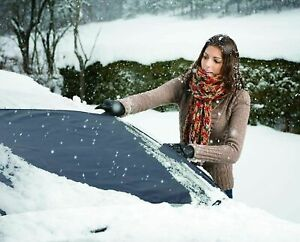 Car Winter Windscreen Cover Heavy Duty - AA