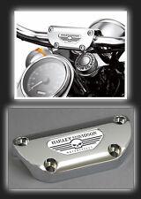 Harley Davidson Skull Lenkerklemme Lenker Klemme Billet Handlebar Clamp 56060-01