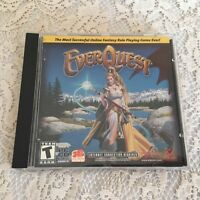 EverQuest PC CD-ROM 2001