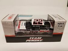 Joey Logano 2017 Lionel #22 Discount Tires Ford Mustang 1/64 Diecast FREE