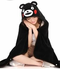 Kumamon poncho for Cosplay free size unisex kawaii UNIQUECOCK COS Japan