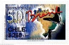Chile 2000 #1996 Homenaje 500 años Brasil MNH