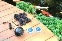 Aquascape 75000 Pond Aerator 2 Outlet for Aeration & Deicing Bubbler Winter Care
