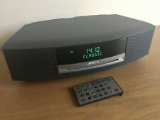 Bose Wave Radio CD AWRCC5 - With Remote - New Laser Pickup Fitted