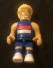 2016 AFL MICRO FIGURE - MITCH WALLIS (Western Bulldogs) - Stage 2
