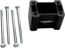 PowerMadd Non-Pivot Flat Post Riser Bar Black - 3in. - 45511