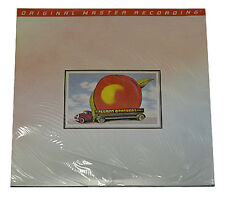 "THE ALLMAN BROTHERS BAND - EAT A PEACH - 2X 12"" VINYL LP - NUMBERED - MOFI, 180g"