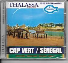 CD ALBUM 17 TITRES--CAP VERT / SENEGAL--EVORA/BAU/LO/N'DOUR/KOUMBA/KOMPASS--NEUF