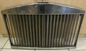 Roll-Royce Silver Spirit Grille with Vanes (UB43015, UB78687)