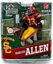 Marcus Allen USC Trojans McFarlane NCAA action figure NIP NIB Southern CAL