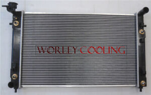 For Holden Commodore VT VX V6 AUTO/MANUAL Dual Oil Cooler Radiator