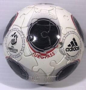 Euro 2008 Adidas Football / Soccer Ball  3D Jigsaw Puzzle By Yanoman