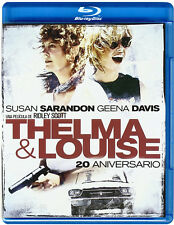 Thelma & Louise, Blu Ray 1 disco (Edición UK con español latino)
