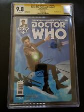 Doctor Who: Eleventh Doctor #7 - Signed by Matt Smith CGC 9.8