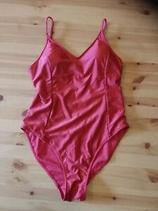 Colours of the World Damen Badeanzug Rot Baywatch Gr.L (38/40)