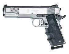Hogue Laser Enhanced Rubber Grip for Colt 1911 Govt Model 45080 Finger Groove