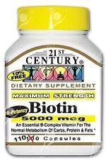Vitamine & Mineralien zur Nahrungsergänzung Biotin mit Kapsel-Boden