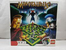 LEGO MINOTAURUS DICE STRATEGY GAME #3841 2010 211 LEGO PIECES COMPLETE